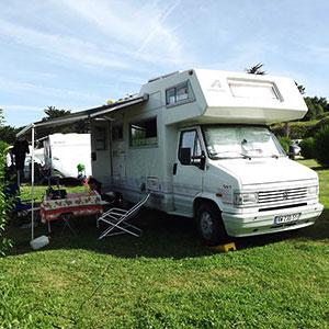 camping-car Locquirec